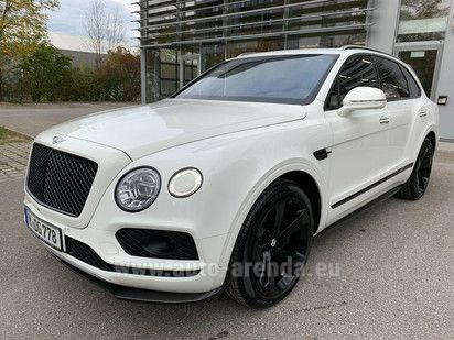 Buy Bentley Bentayga W12 4WD 2019 in Portugal, picture 1