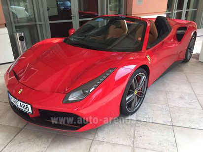 Buy Ferrari 488 Spider in Portugal