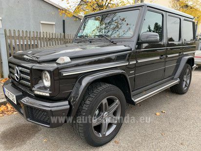 Buy Mercedes-Benz G-Class 350d Limited Edition 1 of 463 in Portugal