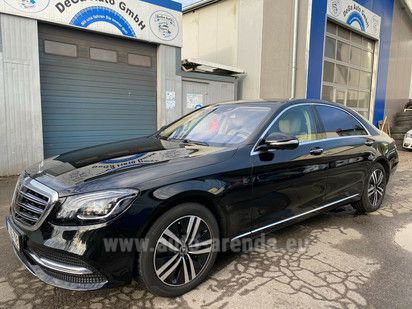 Buy Mercedes-Benz S 400 d Long 4Matic 2018 in Portugal, picture 1