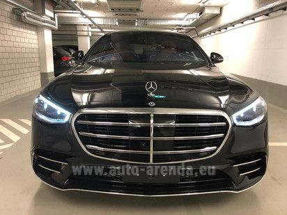 Buy Mercedes-Benz S 500 Long 4Matic in Portugal