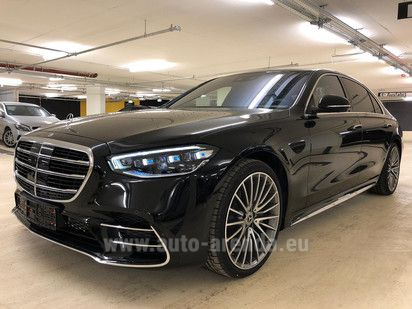 Buy Mercedes-Benz S 500 Long 4Matic AMG-LINE in Portugal