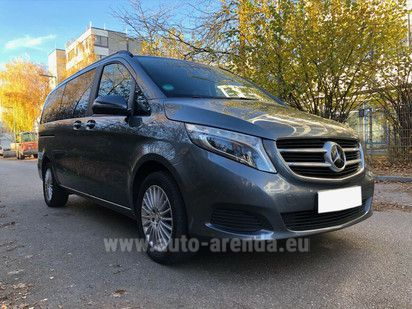 Купить Mercedes-Benz V-Class V 250 CDI Long в Португалии
