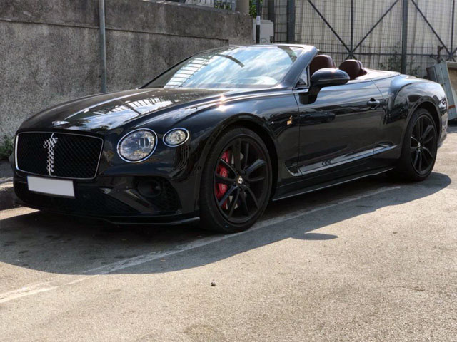 Cabriolet rental in Vilamoura