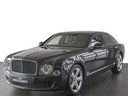 Rent-a-car Bentley Mulsanne Speed V12 with its delivery to Lisbon Portela airport, photo 1