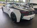 Rent-a-car BMW i8 Roadster Cabrio First Edition 1 of 200 eDrive with its delivery to Lisbon Portela airport, photo 2