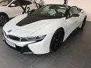 Rent-a-car BMW i8 Roadster Cabrio First Edition 1 of 200 eDrive with its delivery to Lisbon Portela airport, photo 1