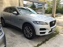 Rent-a-car Jaguar F-Pace in Portugal, photo 1