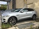 Rent-a-car Jaguar F-Pace in Portugal, photo 2