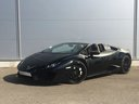 Rent-a-car Lamborghini Huracan Spyder LP 580 in Portugal, photo 1