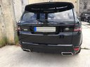 Rent-a-car Land Rover Range Rover SPORT with its delivery to Lisbon Portela airport, photo 4
