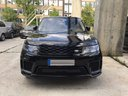 Rent-a-car Land Rover Range Rover SPORT with its delivery to Lisbon Portela airport, photo 3