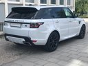 Rent-a-car Land Rover Range Rover Sport White in Faro, photo 2