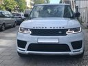 Rent-a-car Land Rover Range Rover Sport White in Faro, photo 3