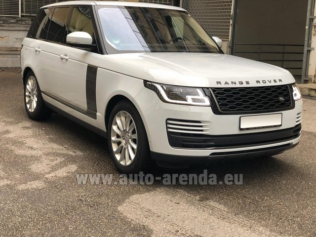 Прокат Ленд Ровер Range Rover Vogue P525 в Португалии