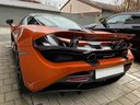 Rent-a-car McLaren 720S with its delivery to Lisbon Portela airport, photo 4