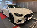 Прокат автомобиля Мерседес-Бенц AMG GT 63 S 4-Door Coupe 4Matic+ в Фаро, фото 2