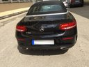 Rent-a-car Mercedes-Benz C 180 Cabrio AMG Equipment Black in Portugal, photo 7