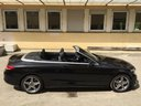 Rent-a-car Mercedes-Benz C 180 Cabrio AMG Equipment Black in Portugal, photo 2