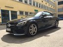 Rent-a-car Mercedes-Benz C 180 Cabrio AMG Equipment Black in Portugal, photo 5