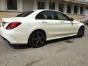 Rent-a-car Mercedes-Benz C-Class C43 AMG Biturbo 4MATIC White in Portugal, photo 4