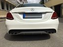 Rent-a-car Mercedes-Benz C-Class C43 AMG Biturbo 4MATIC White in Portugal, photo 6