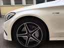 Rent-a-car Mercedes-Benz C-Class C43 AMG Biturbo 4MATIC White in Portugal, photo 11