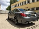 Rent-a-car Mercedes-Benz C-Class C43 AMG BITURBO 4Matic in Faro, photo 2