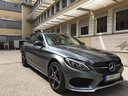 Rent-a-car Mercedes-Benz C-Class C43 AMG BITURBO 4Matic in Faro, photo 1