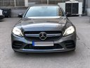 Rent-a-car Mercedes-Benz C-Class C43 BITURBO 4Matic AMG with its delivery to Lisbon Portela airport, photo 3