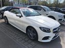 Rent-a-car Mercedes-Benz E-Class E 300 Cabriolet equipment AMG in Albufeira, photo 6