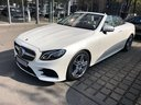 Rent-a-car Mercedes-Benz E-Class E 300 Cabriolet equipment AMG in Albufeira, photo 1