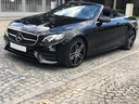 Rent-a-car Mercedes-Benz E-Class E220d Cabriolet AMG equipment in Albufeira, photo 1