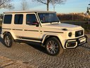 Rent-a-car Mercedes-Benz G 63 AMG White in Albufeira, photo 1