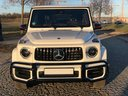Rent-a-car Mercedes-Benz G 63 AMG White in Albufeira, photo 3