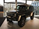 Rent-a-car Mercedes-Benz G-Class G 500 4x4² V8 in Portugal, photo 1