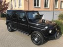 Rent-a-car Mercedes-Benz G-Class G500 Exclusive Edition in Vilamoura, photo 10