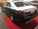 Rent-a-car Maybach S 560 4MATIC AMG equipment Metallic and Black in Lagos, photo 5