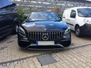 Rent-a-car Mercedes-Benz S 63 AMG Cabriolet V8 BITURBO 4MATIC+ in Lagos, photo 8