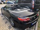 Rent-a-car Mercedes-Benz S 63 AMG Cabriolet V8 BITURBO 4MATIC+ in Lagos, photo 2