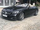 Rent-a-car Mercedes-Benz S-Class S 560 Cabriolet 4Matic AMG equipment in Faro, photo 1