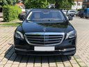 Rent-a-car Mercedes-Benz S-Class S400 Long 4Matic Diesel AMG equipment in Portugal, photo 4