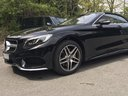 Rent-a-car Mercedes-Benz S-Class S500 Cabriolet in Vilamoura, photo 1