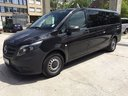 Rent-a-car Mercedes-Benz VITO Tourer 116 CDI (9 seats) AMG equipment with its delivery to Lisbon Portela airport, photo 1
