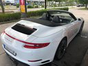 Rent-a-car Porsche 911 Carrera Cabrio White in Faro, photo 2