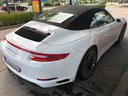 Rent-a-car Porsche 911 Carrera Cabrio White in Faro, photo 3