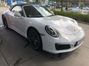 Rent-a-car Porsche 911 Carrera Cabrio White in Faro, photo 8