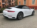 Rent-a-car Porsche 911 Carrera 4S Cabrio in Vilamoura, photo 4