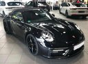 Rent-a-car Porsche 911 Carrera 4S Cabriolet (black) with its delivery to Lisbon Portela airport, photo 1