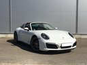 Rent-a-car Porsche 911 Targa 4S White in Algarve, photo 1